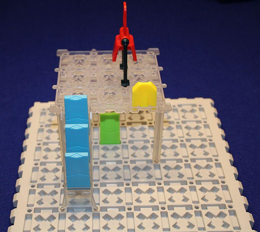 Domino Maze - Treppe