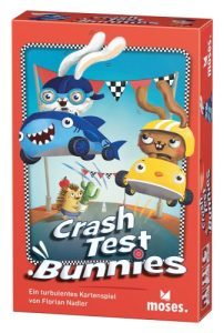 Crash Test Bunnies - Box