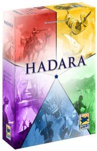 Hadara - Box Redesign