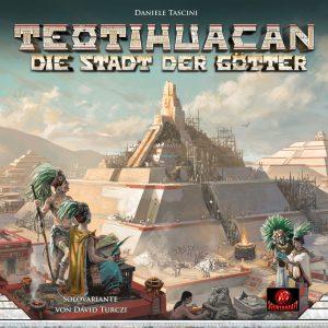 Teotihuacan - Box