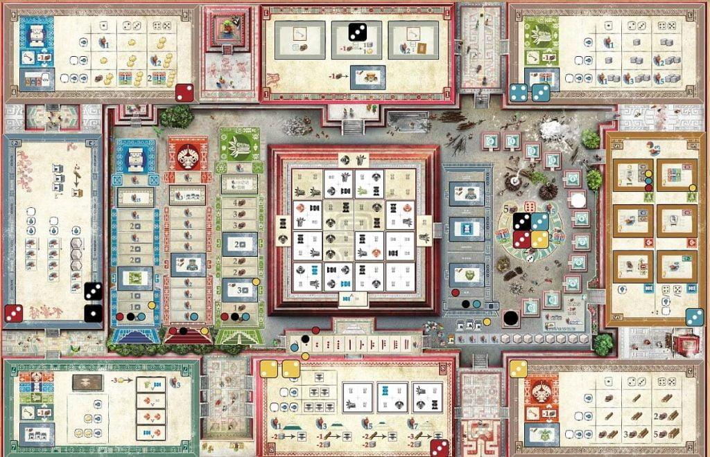 Teotihuacan - Screenshot