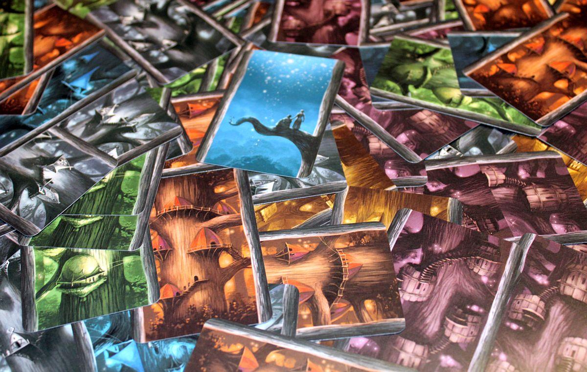 Treelings - Karten