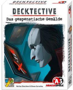 Decktective - Das gespenstische Gemälde - Box