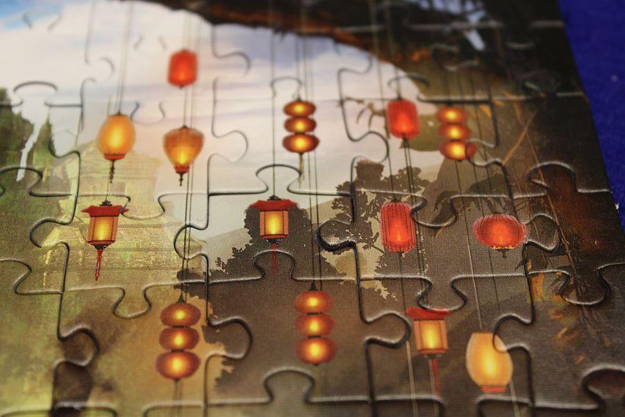 Exit-Spiel-Puzzle - Der verschollene Tempel - Detail 2
