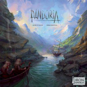 Pandoria - Box