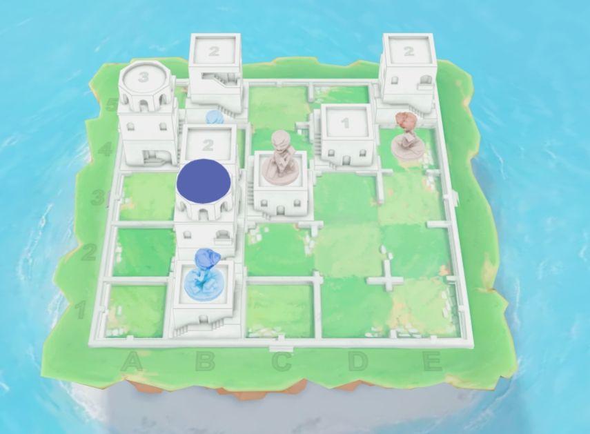 Santorini - Screenshot
