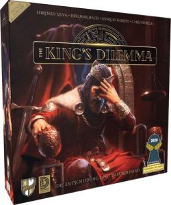 The Kings Dilemma - Box deutsch
