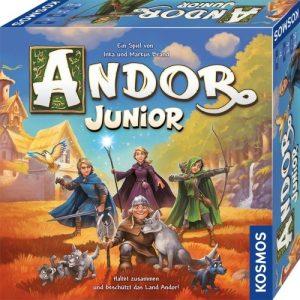 Andor Junior - Box