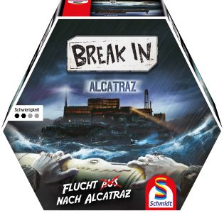 Break In Alcatraz - Box