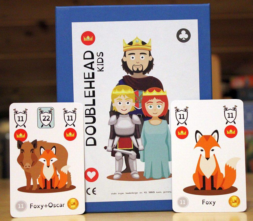 Doublehead Kids - Foxy