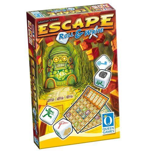 ^Escape: Roll & Write - Box