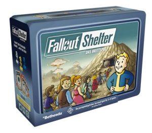 Fallout Shelter - Box