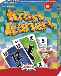 Krass Kariert - Box