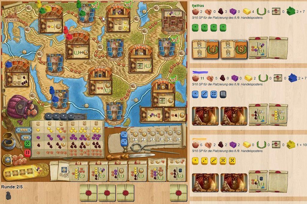 Marco Polo - Screenshot