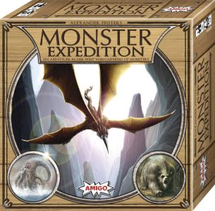 Monster Expedition - Box