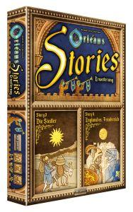 Orleans Stories 3 und 4 - Box