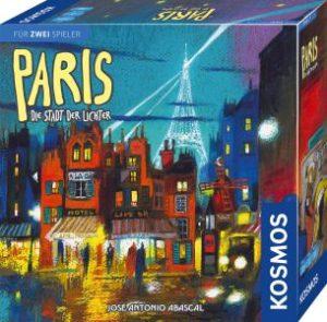 Paris - Stadt der Lichter - Box