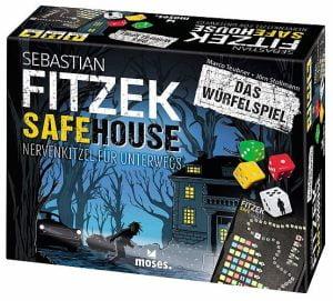Safehouse - Das Würfelspiel - Box