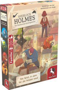 Sherlock Holmes – Die Nachwuchs-Investigatoren - Box