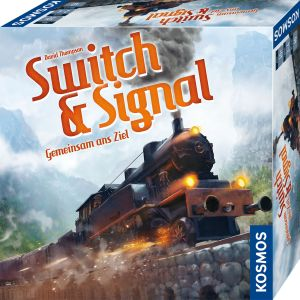 Switch & Signal - Box