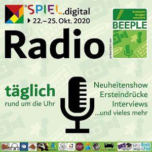 Beeple Messeradio Banner - klein