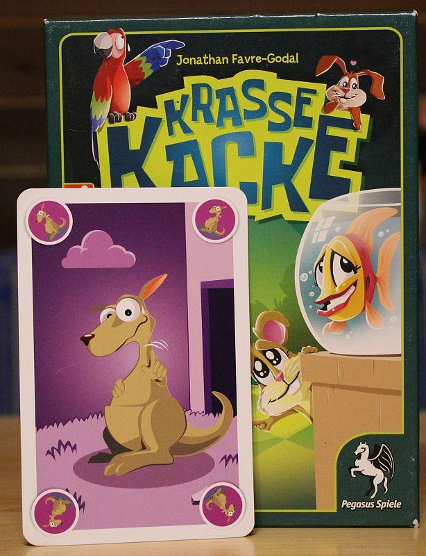 Krasse Kacke - Känguru