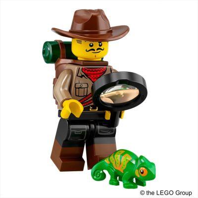 Wettlauf nach El Dorado – Lego-Startspielerfigur