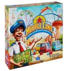 Meeple Land - Box