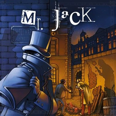 Mr. Jack - Box 2016