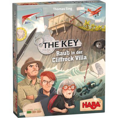 The Key – Raub in der Cliffrock Villa - Box