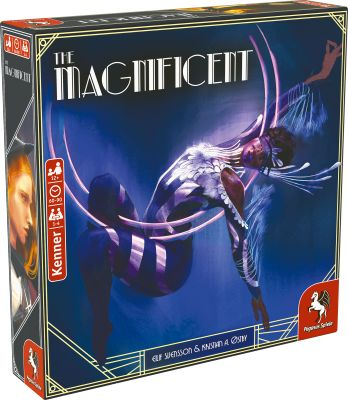 The Magnificent - Box