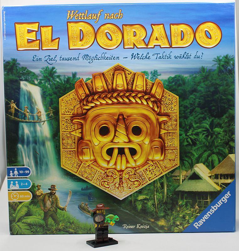 Wettlauf nach El Dorado - Startspieler