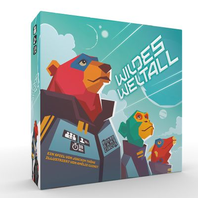 Wildes Weltall - Box