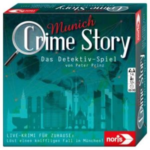 Crime Story Munich - Box