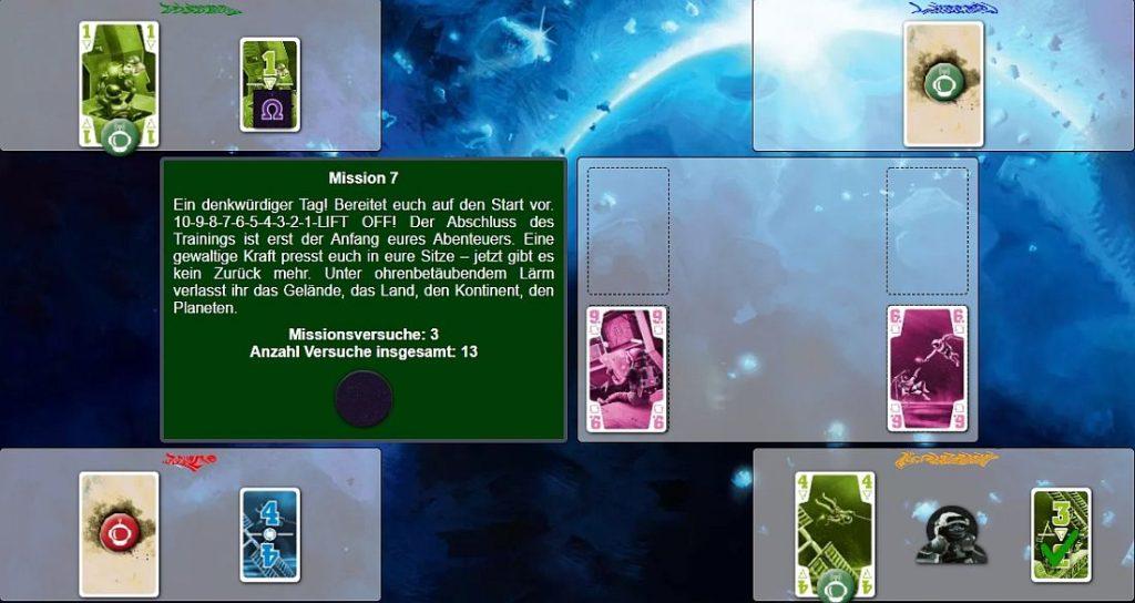 Die Crew - Screenshot
