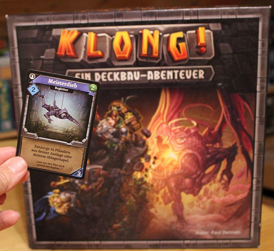 Klong - Meisterdieb Ethan