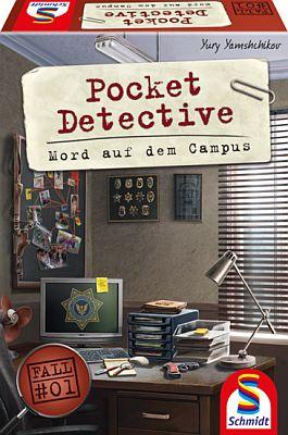 Pocket Detective - Mord auf dem Campus - Box