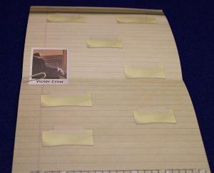 Pocket Detective - Mord auf dem Campus - Flipchart