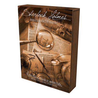 Sherlock Holmes Beratender Detektiv - Die Theme Morde - Box