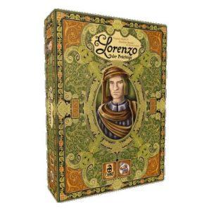 Lorenzo der Prächtige - Box