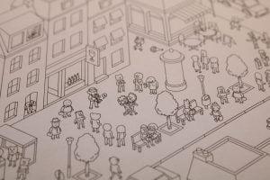MicroMacro Crime City - Friede