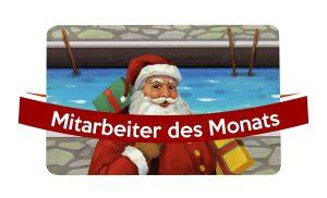 Mitarbeiter des Monats - Claus big