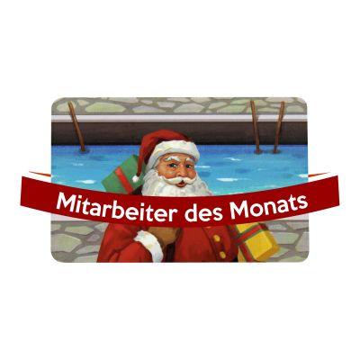 Mitarbeiter des Monats - Claus small