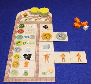 The Castles of Tuscany - Tableau