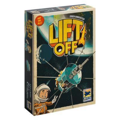 Lift Off - Box quadrat