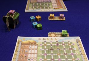 Rajas of the Ganges - The Dice Charmers - Duell