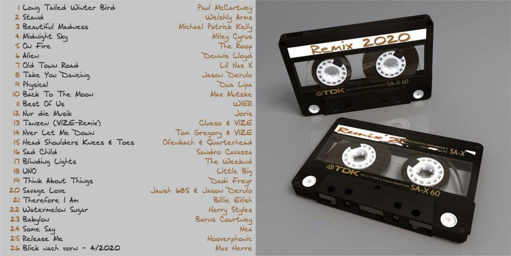 2020 - Playlist