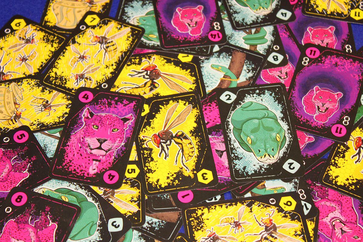 Anansi - Karten