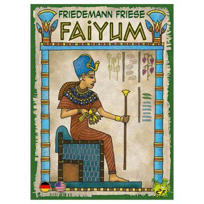 Faiyum - Cover quadtrat