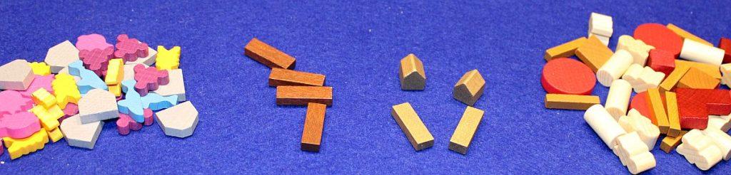 Faiyum - Holzmaterial